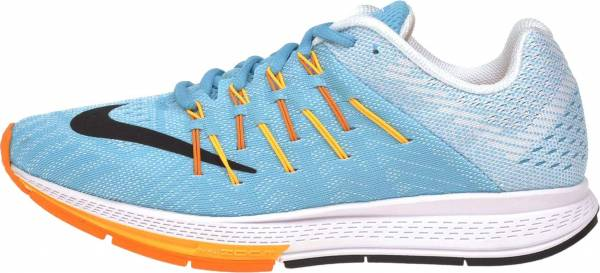 Nike Air Zoom Elite 8 woman gmm blue/black/lsr orange/vvd orng