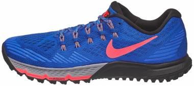 Nike Air Zoom Terra Kiger 3 - Azul (Soar Blau/Squadron Blau/Schwarz/Hot Punch Pink)