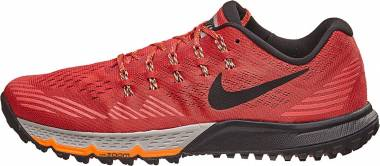 Nike Air Zoom Terra Kiger 3 - Rosso Rot Reef Dunkel Cayenne Light Iron Ore Schwarz (749334802)