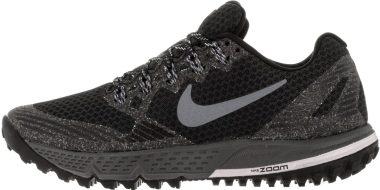 Nike Air Zoom Winflo 5 Cool Grau Schwarz Wolf Grau