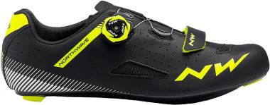 Northwave Core Plus - Black/Yellow