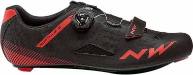 Northwave Core Plus - Black Red (8019101415)