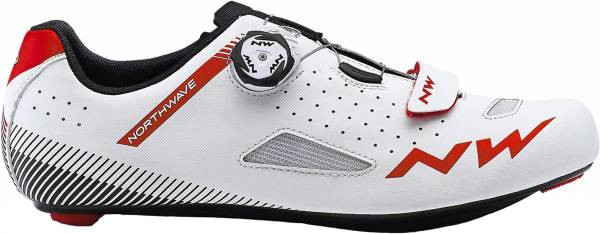 Northwave Core Plus - White/Red (8019101452)