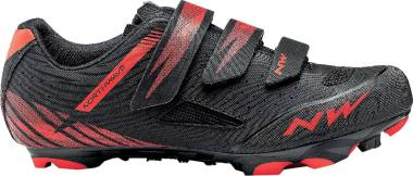 Northwave Origin - Black/Red (8019202843)