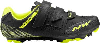 Northwave Origin - Black/Yellow