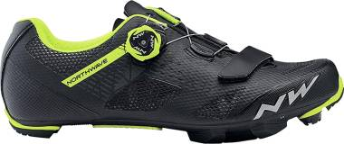 Northwave Razer - Black/Yellow Fluo (8019202504)