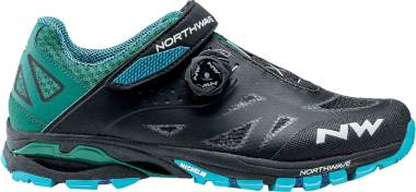Northwave Spider Plus 2 - Black/Blue (8015300808)