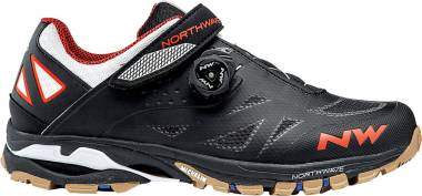 Northwave Spider Plus 2 - Black/Off White/Oran (8015300864)