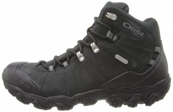Oboz Bridger Mid BDry - Black