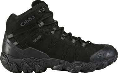 Oboz Bridger Mid BDry - Midnight Black (22101K)