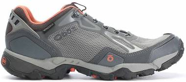 Oboz Crest Low BDry Graphite Men