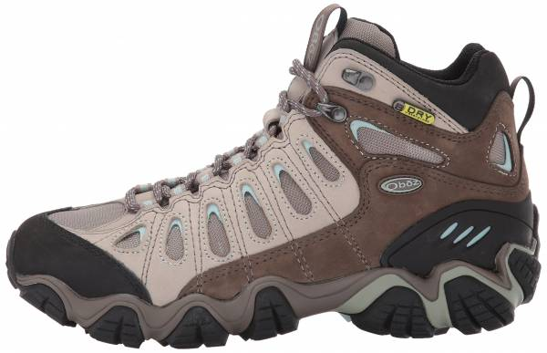 Oboz Sawtooth Mid BDry - Brown