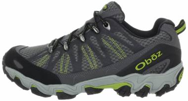 Oboz Traverse Low Dark Shadow Men