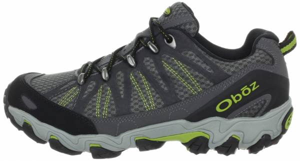 Oboz Traverse Low Dark Shadow