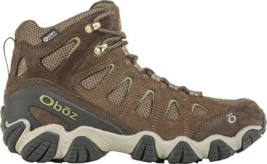 Oboz Sawtooth II Mid BDry - Dark Shadow/Green (23701G)
