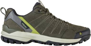 Oboz Sypes Low Leather Waterproof - oboz-sypes-low-leather-waterproof-e108