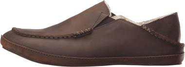 OluKai Moloa Slipper - Brown (10252207)