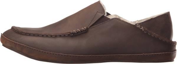 OluKai Moloa Slipper - Brown (10252207)