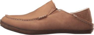 OluKai Moloa Slipper - Brown (10252290)