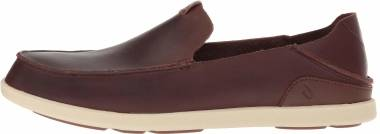 OluKai Nalukai Slip On - Brown (10379SA20)