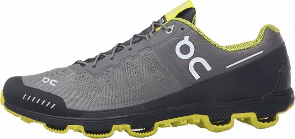 On Cloudventure men grey/sulphur