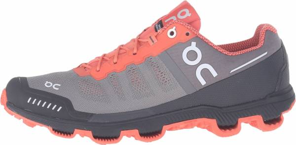 On Cloudventure woman grey/lava