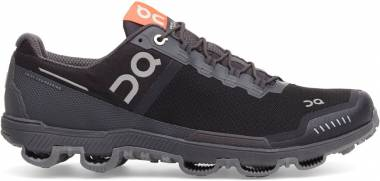 On Cloudventure Waterproof 0024 Black/Dark Men