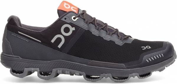 On Cloudventure Waterproof men black