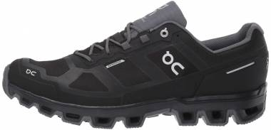 On Cloudventure Waterproof - Black Graphit