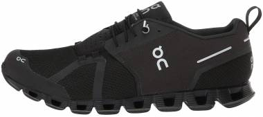 On Cloud Waterproof Black / Lunar Men