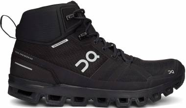 On Cloudrock Waterproof - 99854 All Black (2399851)