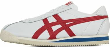 Onitsuka Tiger Corsair - WHITE/TRUE RED (D713L0123)