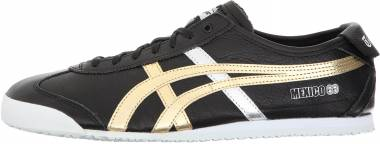 Onitsuka Tiger Mexico 66 Black/Gold Men