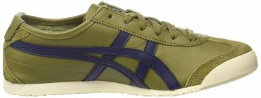 Onitsuka Tiger Mexico 66 - Green Martini Olive Peacoat (D4J2L8658)