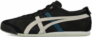 Onitsuka Tiger Mexico 66 - BLACK/GLACIER GREY