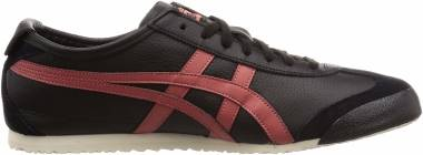 Onitsuka Tiger Mexico 66 - Black/Burnt Red (1183A201002)