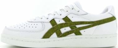 Onitsuka Tiger GSM - WHITE/HUNTER GREEN (1183A083100)