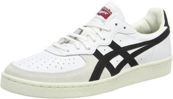 Asics Onitsuka Tiger GSM White Black Men Women Vintage Shoes Sneaker D5K2Y-0190