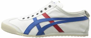 Onitsuka Tiger Mexico 66 Slip-On - White/Tricolor (D3K0N0143)