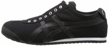 Onitsuka Tiger Mexico 66 Slip-On - BLACK/BLACK (D3K0Q9090)