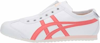 Onitsuka Tiger Mexico 66 Slip-On - White/Sienna (1182A087100)
