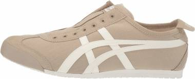 Onitsuka Tiger Mexico 66 Slip-On - Wood Crepe Cream
