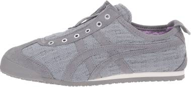 Onitsuka Tiger Mexico 66 Slip-On - Grey (D7L8N9696)
