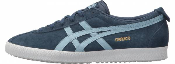 Onitsuka Tiger Mexico Delegation DARK BLUE/SMOKE LIGHT BLUE