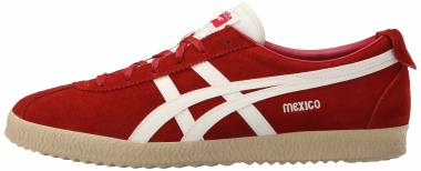 Onitsuka Tiger Mexico Delegation - Red Slight White