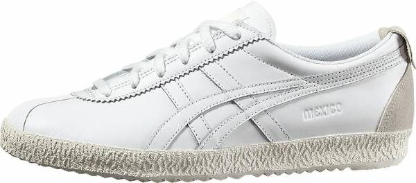 Onitsuka Tiger Mexico Delegation White / White