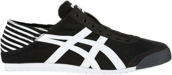 onitsuka tiger mexico 66 black suede womens