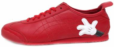 Onitsuka Tiger Mexico 66 x Disney Classic Red/Classic Red Men
