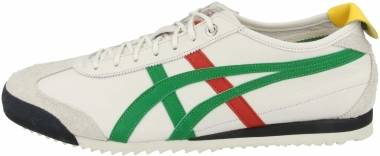 Onitsuka Tiger Mexico 66 SD  - Multicolour Cream Green 100 (1183A036100)