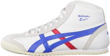 Onitsuka Tiger Mexico Mid Runner - White Daphne (DL4090143)